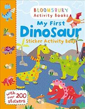 My First Dinosaur Sticker Activity Book -