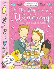 My Day at a Wedding Activity and Sticker Book -