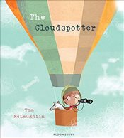 Cloudspotter - McLaughlin, Tom