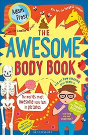 Awesome Body Book - Frost, Adam