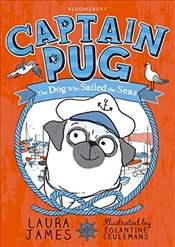 Captain Pug - James, Laura