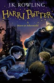 Harry Potter and the Philosophers Stone (Welsh) : Harri Potter a maen yr Athronydd (Welsh) - Rowling, J. K.