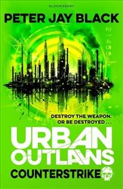 Counterstrike (Urban Outlaws) - Black, Peter Jay
