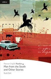 Man from South and Other Stories : Pearson English Graded Readers : Level 6 : Book and MP3 Pack - Dahl, Roald