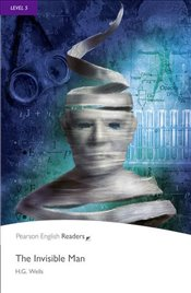 Invisible Man Book and MP3 Pack : Pearson English Graded Readers : Level 5 - Wells, H. G.