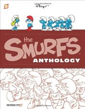 Smurfs Anthology #2, The (Smurfs Graphic Novels) - Peyo,