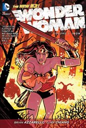Wonder Woman Volume 3 : Iron HC (The New 52) (Wonder Woman (DC Comics Numbered)) - Azzarello, Brian