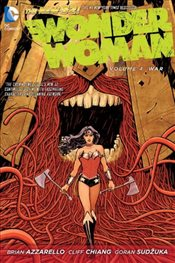 Wonder Woman Volume 4 : War HC (The New 52) (Wonder Woman (DC Comics Numbered)) - Azzarello, Brian