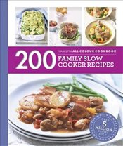 200 Family Slow Cooker Recipes : Hamlyn All Colour Cookbook - Lewis, Sara