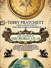 Discworld Atlas - Pratchett, Terry