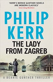 Lady From Zagreb  - Kerr, Philip