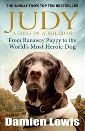 Judy : A Dog in a Million : From Runaway Puppy to the Worlds Most Heroic Dog - Lewis, Damien