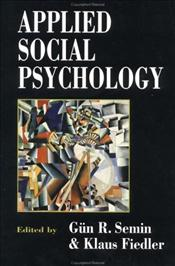 APPLIED SOCIAL PSYCHOLOGY - SEMIN, GÜN R.
