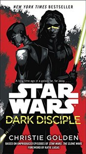 Star Wars : Dark Disciple - Golden, Christie