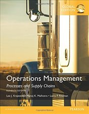 Operations Management 11e : Processes and Supply Chains - Krajewski, Lee J.