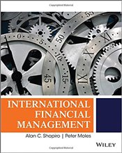 International Financial Management - Shapiro, Alan C.