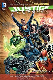 Justice League 5 : Forever Heroes - Johns, Geoff