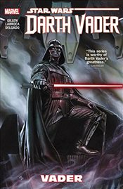 Star Wars : Darth Vader Volume 1 - Vader - Gillen, Kieron