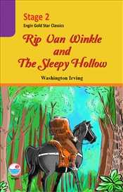 Rip Van Winkle and The Sleepy Hollow : Stage 2 - Irving, Washington