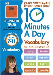 10 Minutes a Day Vocabulary - Vorderman, Carol