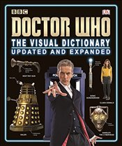 Doctor Who The Visual Dictionary Updated and Expanded  -