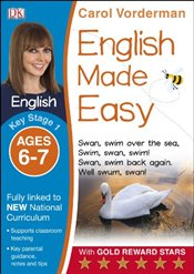 English Made Easy Ages 6-7 Key Stage 1   - Vorderman, Carol