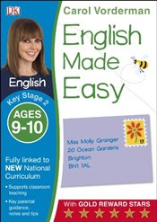 English Made Easy Ages 9-10 Key Stage 2  - Vorderman, Carol
