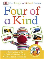Get Ready For School Four of a Kind Games -