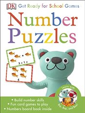 Get Ready For School Number Puzzles Games -