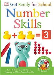 Get Ready for School Number Skills -