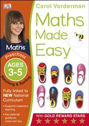 Maths Made Easy Matching And Sorting Preschool Ages 3-5  - Vorderman, Carol