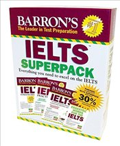 Barrons IELTS Superpack 2e : Revised Edition - Lougheed, Lin