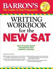 Barrons Writing Workbook for the New SAT 4e - Ehrenhaft, George