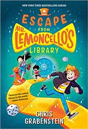 Escape from Mr. Lemoncellos Library - Grabenstein, Chris