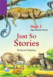 Just so Stories CD'li :  Stage 2 - Kipling, Rudyard