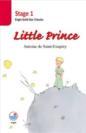 Little Prince CD'li : Stage 1  - Saint-Exupery, Antoine De