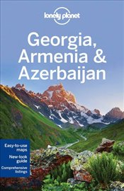 Georgia, Armenia and Azerbaijan -LP-5e -