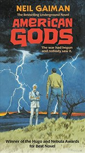 American Gods : The Tenth Anniversary Edition - Gaiman, Neil