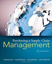 Purchasing and Supply Chain Management 6E - Monczka, Robert M.