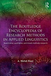 Routledge Encyclopedia of Research Methods in Applied Linguistics - Riazi, A. Mehdi