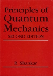 Principles of Quantum Mechanics 2E - Shankar, R.