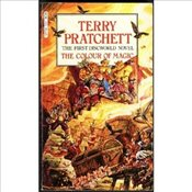 Colour Of Magic - Pratchett, Terry