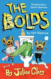 Bolds to the Rescue - Clary, Julian