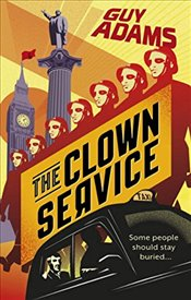 Clown Service - Adams, Guy