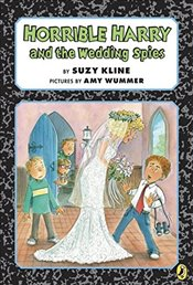 Horrible Harry and the Wedding Spies - Kline, Suzy