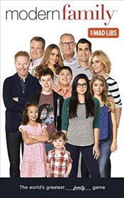 Modern Family Mad Libs (Adult Mad Libs) - Pemberton, Pieta