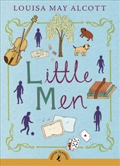 Little Men (Puffin Classics) - Alcott, Louisa May