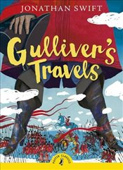 Gullivers Travels (Puffin Classics) - Swift, Jonathan