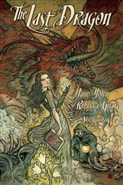 Last Dragon - Yolen, Jane