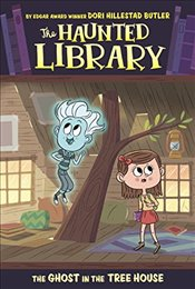 Ghost in the Tree House : Haunted Library - Butler, Dori Hillestad